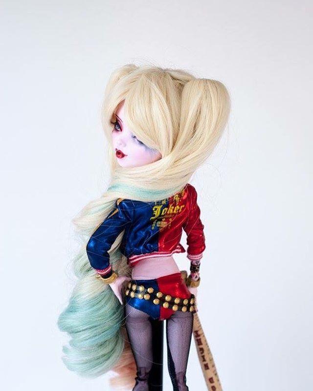 Harley Quinn by Colour2thebone