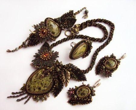Лесная гостья « Beads & Jewelry | Мой бисерный мир