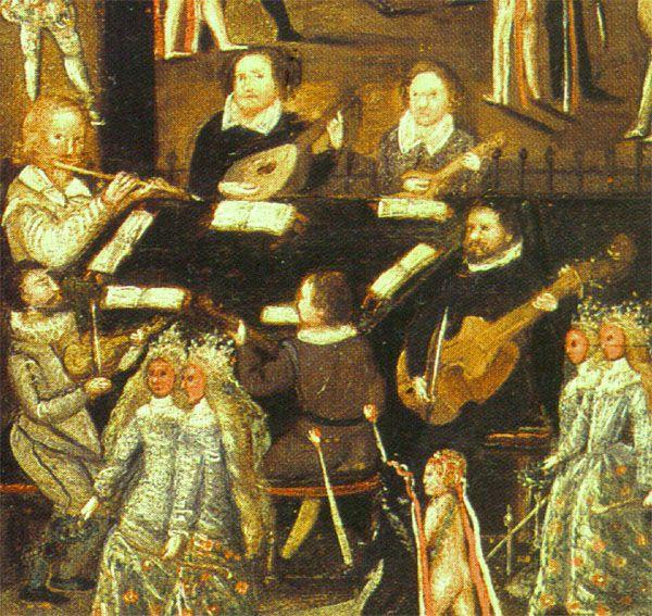 Broken consort, Henry Unton, 1596 - Pinterest