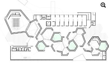 27 best images about organic floorplans on pinterest for Honeycomb house floor plan