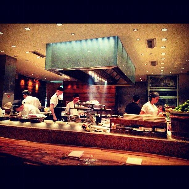 Roka my favourite Restaurant - I dream of the Black Cod - yum