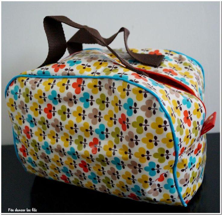 les 25 meilleures id es de la cat gorie sacs lunch isotherme sur pinterest sac lunch isol. Black Bedroom Furniture Sets. Home Design Ideas