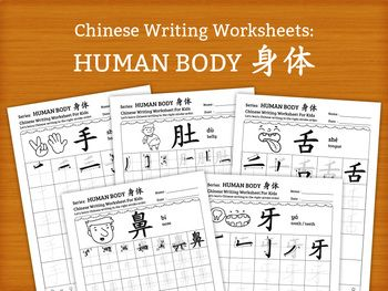 Are your kids struggling with Chinese writing? Confused by their stroke order? Take a look at our Chinese writing worksheets. We hope that they can help your kids master their writing and at the same time, learn more basic characters and words. Want a preview of our worksheet?