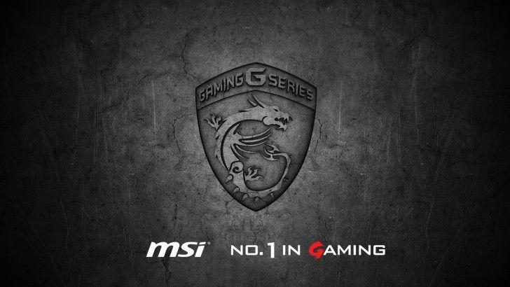 Msi Gaming G Series Dragon Logo Background 1920x1080