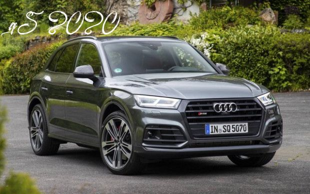 Q5 2020 In 2020 Audi Audi Q5 Sq5