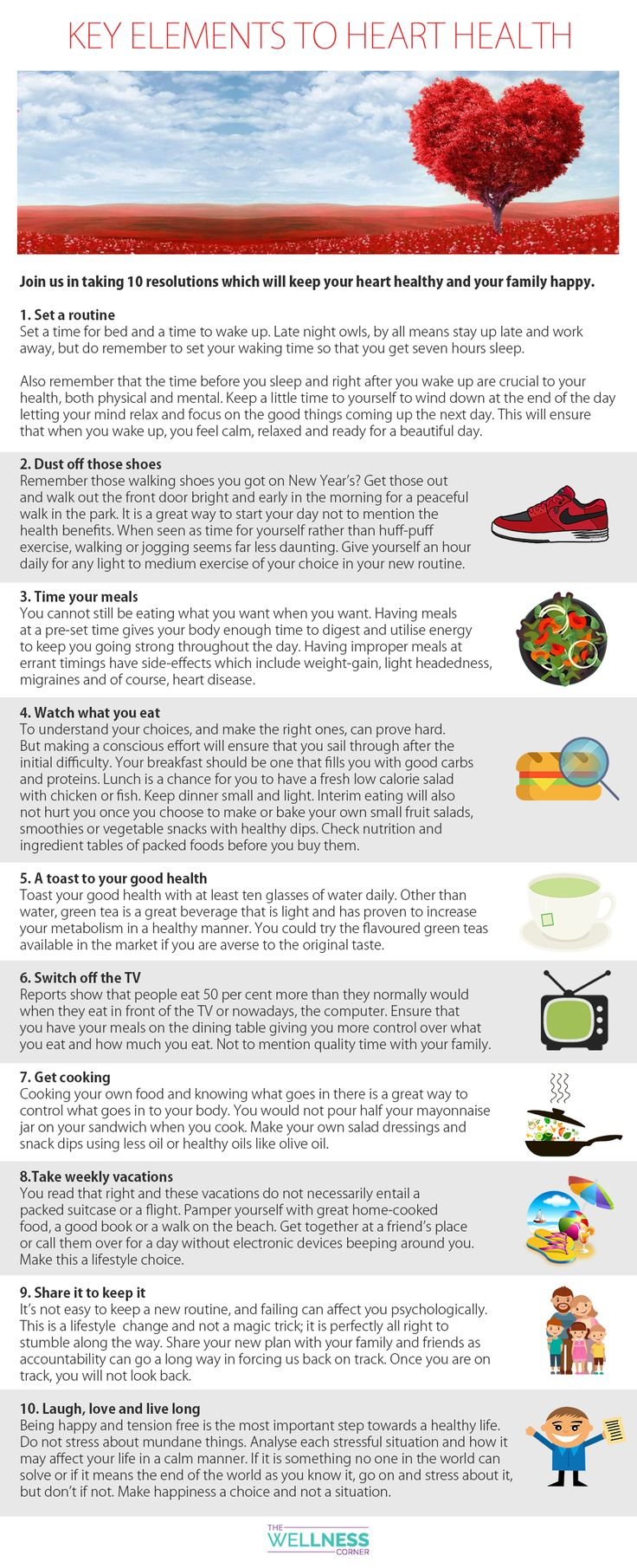 How To Keep Healthy My Heart: Tips Are Here: Photo