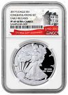 ⌂∫ 2017-S Proof Silver Eagle Congratulations NGC PF69 UC ER 255th Anniv S... http://ebay.to/2gRhu0o