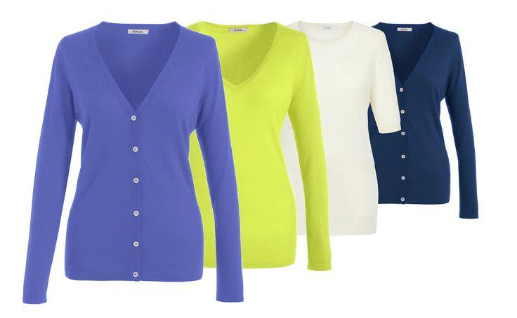 1 ply kašmírové svetry – lehké, jemné a hřejivé
