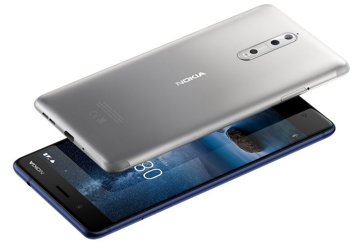 Nokia 8 Android Flagship Launches In Germany And Australia #Android #Google #news