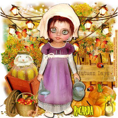 """MI RINCÓN GÓTICO: CT for Sandy Designs & CT for Pink.Doll.Bubble, """"**Autumn Day**"""
