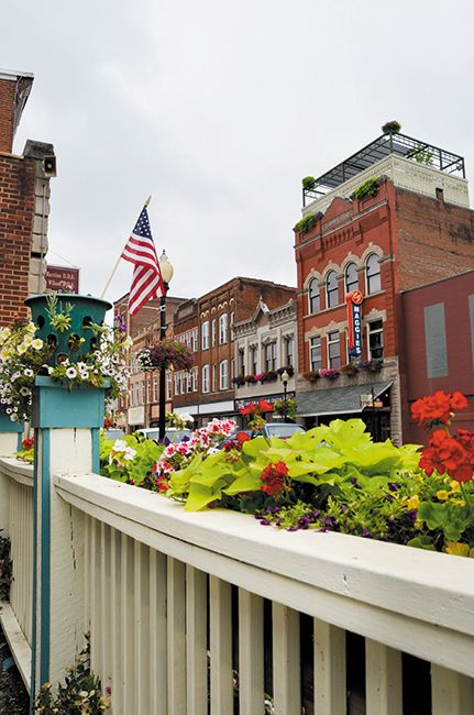 Best Small Town Usa Images On Pinterest Small Towns