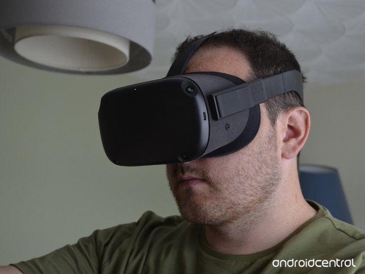 Oculus Quest Mod Oculus Quest In 2020 Oculus Vr Experience Vr Device