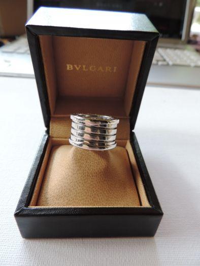 Bague BULGARI BVLGARI B Zero 1 size 53 5 band