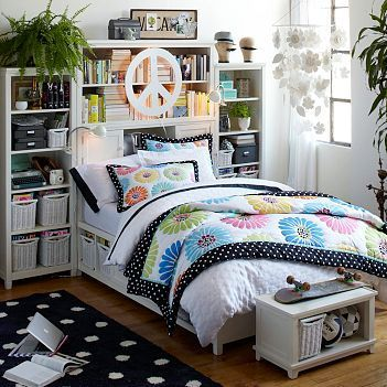 Color respaldos blanco cabeceras camas dormitorios - Dormitorios vintage blanco ...