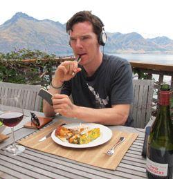 Two Paddocks Top 10 Tunes:Benedict Cumberbatch