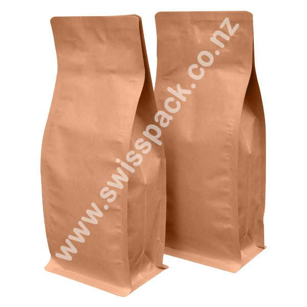 Our #BlockBottomBags are one of the innovative form of packaging, which would be helpful for distinguishing your products from that of your competitive industries. Visit at http://www.swisspack.co.nz/block-bottom-bags/