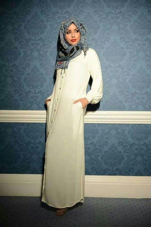 Pretty hijabi girl , reserved yet cute