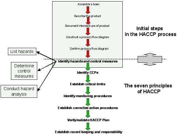12 best HACCP images on Pinterest Cooking, Management and Templates - hazard analysis template