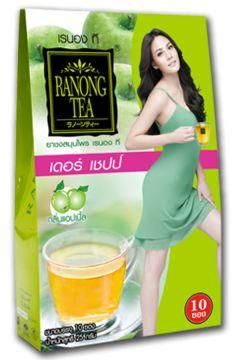 ranong_tea_green