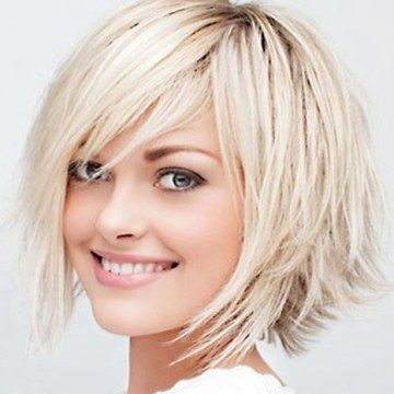 ... short bob hairstyles for thin fine hair ...