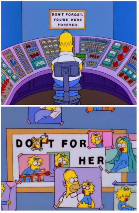 """""""Házlo por ella"""" el más tierno de los capítulos de Los Simpsons"""