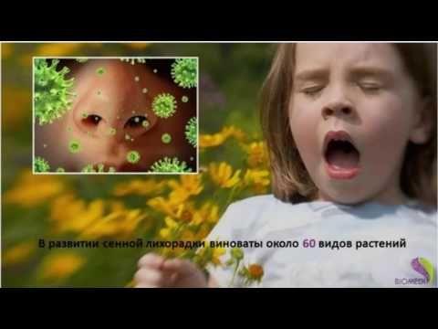 Поллиноз  Сезонная аллергия