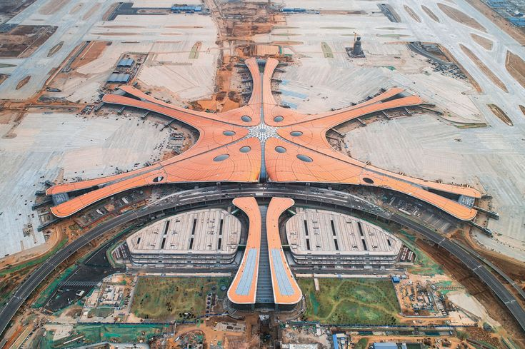 Photos The World's Largest AirportTerminal Building