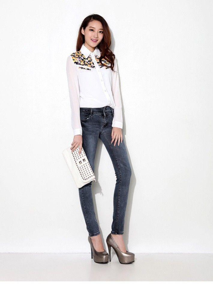 Thin Sexy Skinny Jeans