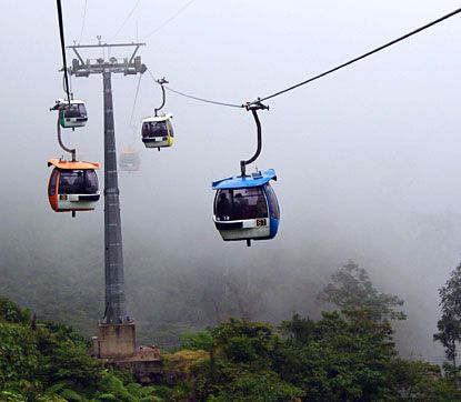 A magnificent hilltop city is the perfect way to describe the Genting Highlands Malaysia. Only 50km's from Kuala Lumpur, the Genting Highlands is a revered family destination that keeps kids and adults busy with many events and things to do.
