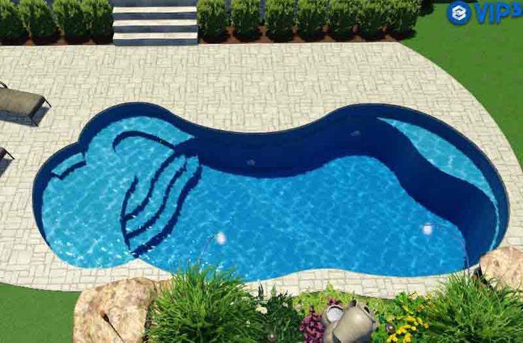 Leisure Pools : Eclipse 35 Pool Model