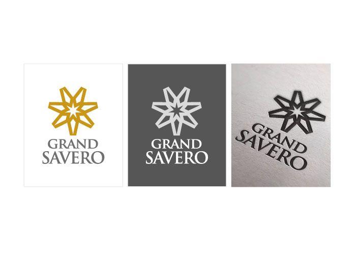 Participating logo contest on www.sribu.com - Grand Savero, Hotel & Convention Center