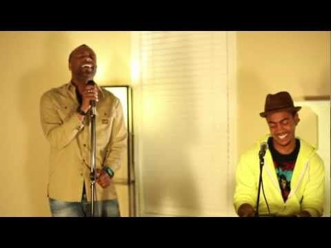 """I just love...Rudy...&  VASHAWN MITCHELL """"NOBODY GREATER"""" MEDLEY (COVER) - @RUDY_CURRENCE FEAT. @VASHAWNMITCHELL - YouTube"""