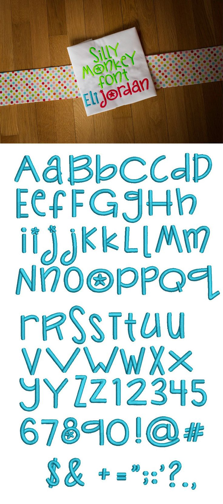 1000+ Images About Embroidery - Fonts On Pinterest