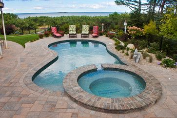 1000 Ideas About Gunite Pool On Pinterest Pools In Law
