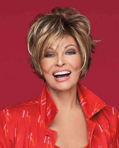 Salon Cool Lace Front & Monofilament Synthetic Wig by Raquel WelchRaquel Welch