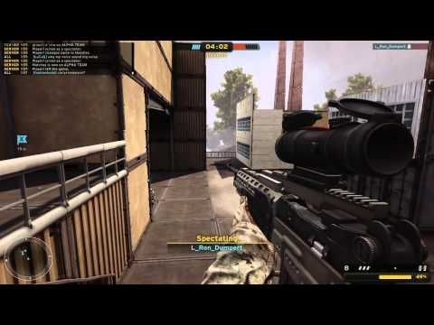 America's Army Proving Grounds - Gameplay 6 - Americas Army Proving Grounds (AAPG) is a Free Team-based FPS (First Person Shooter) MMO Game