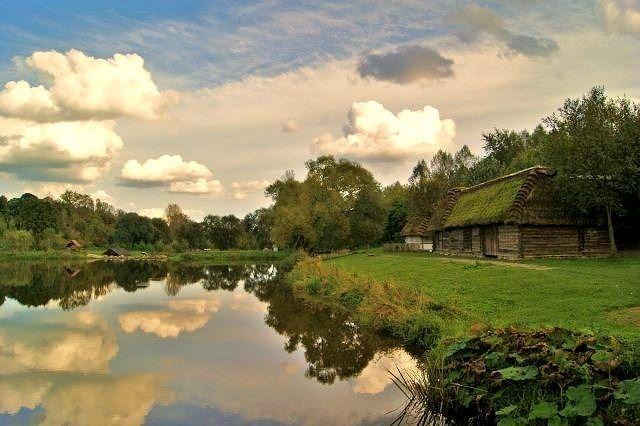 polski wieś - skansen lubelszczyzna