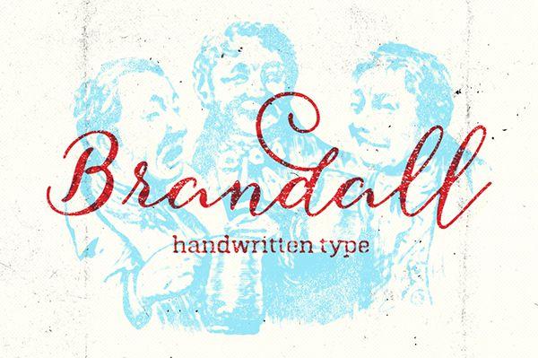 Brandall on Behance