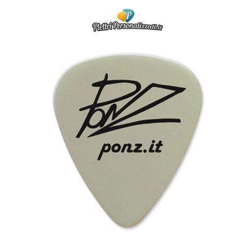 Plettri Personalizzati per Ponz