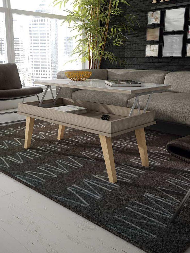 Oltre 1000 idee su mesa centro elevable su pinterest for Isabel miro muebles