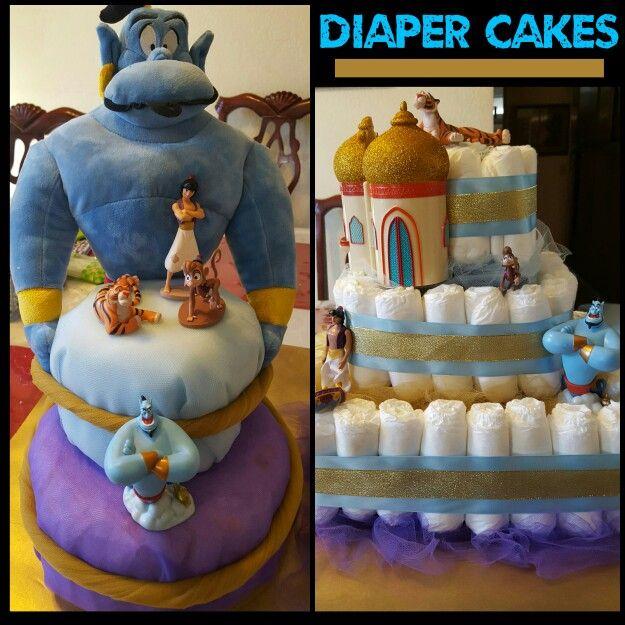 Aladdin Baby Shower