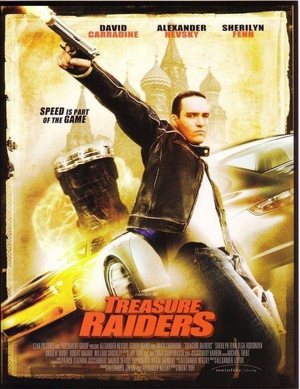 Treasure Raiders (2007)