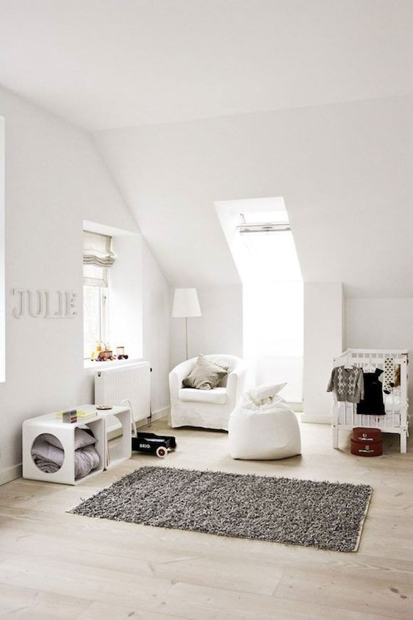 Turn The Attic Into A Perfect Play Area For Kids