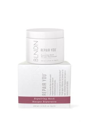 REPAIR YOU gives all of the shine, strength and softness without the weight. This ultra thick formula repairs damage from chemical treatments and oxidation.
