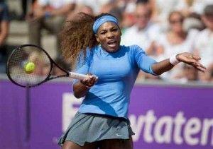 Serena Williams beats Anna Tatishvili in WTA Swedish Open