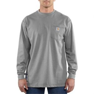 Carhartt Mens Fire Resistant Force Long Sleeve TShirt  #Carhartt #Fire #Force #Long #Men's #Resistant #Sleeve #Tshirt TshirtPix.com