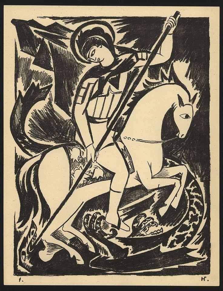 Mystical Images of War - 2 - Гончарова, Наталья Сергеевна — Википедия