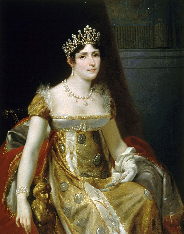 During the Consulate (1799–1804) she was careful to cause no more scandals and used her social position to advance her husband's political fortunes. After Napoleon became emperor of the French in May 1804, she persuaded him to marry her anew with religious rites; the ceremony, which the Emperor arranged most reluctantly, took place on Dec. 1, 1804. The following day she attended Napoleon's coronation by the Pope in Notre-Dame as Empress.