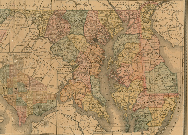 38 best Historical Maps images on Pinterest Maryland Created by