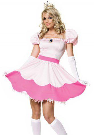 Adult Princess Peach Costume · PeachesCostume IdeasCosplay IdeasWoman CostumesFairy Tale ...  sc 1 st  Pinterest & The 10 best Fairy Tale Costume images on Pinterest | Halloween ideas ...